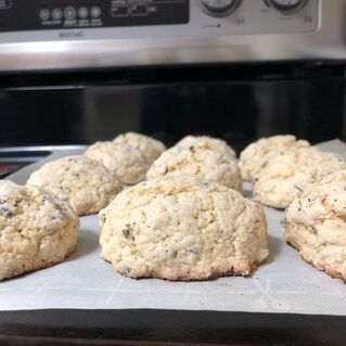 Lavender Scone Mix